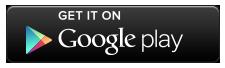 The Google Play store logo